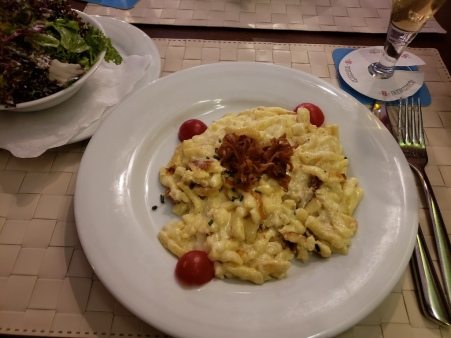 Käsespätzle, Cheese Noodles