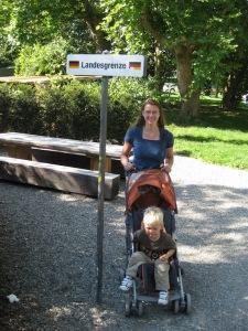 Swiss/German Border