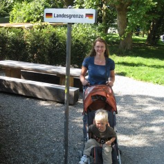 Swiss/German Border
