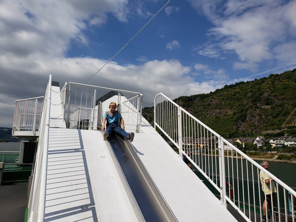 Ferry Playground
