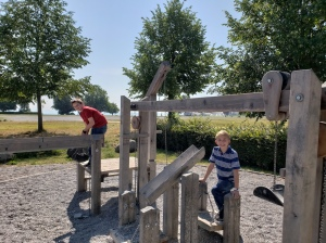 """""""Rock Park"""" in Konstanz, Germany"""