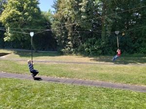 Playground in Kreuzlingen, Switzerland.