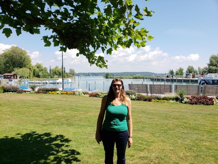 Swiss side of Lake Konstanz