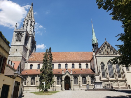 Cathedral in Konstanz, Germany