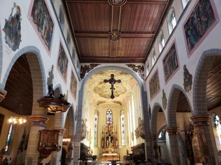 Church in Konstanz, Germany