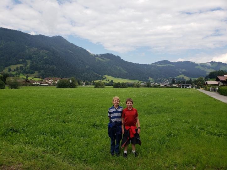 KitzTrail Balance, Kitzbühel, Austria
