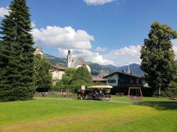 Playground, Kitzbühel, Austria