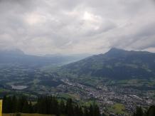 Streif-live KitzTrail, Kitzbühel, Austria